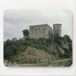 View of the Tour de Talbot and keep of the Mouse Pad