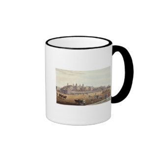 View of the Tower of London Mugs