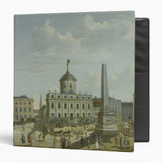 View of the Town Hall, 1772 3 Ring Binder