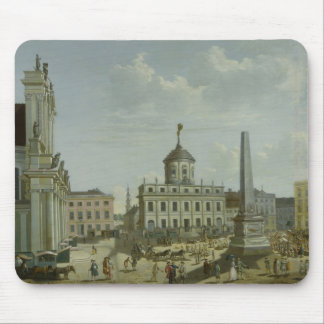 View of the Town Hall, 1772 Mouse Pad