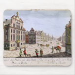 View of the Town Hall, Boston Mouse Pad