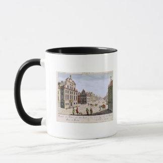 View of the Town Hall, Boston Mug