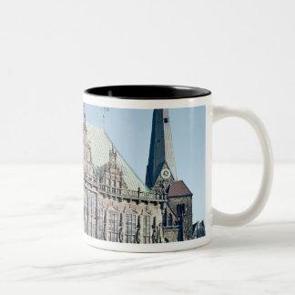 View of the Town Hall built 1405-09 Mug