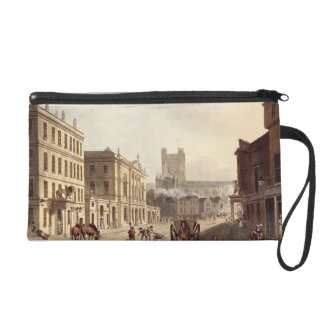 View of the Town Hall, Market and Abbey Church, fr Wristlet Purse