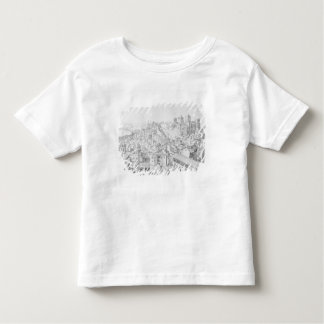 View of the Town of Avignon and its surroundings Toddler T-shirt
