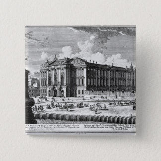 View of the Trautson Palace built for Count Button