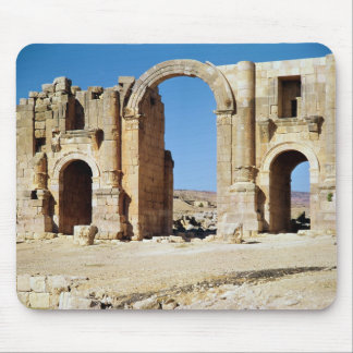 View of the Triumphal Arch, built c.129 AD Mouse Pad