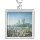 View of the Tuileries Custom Necklace