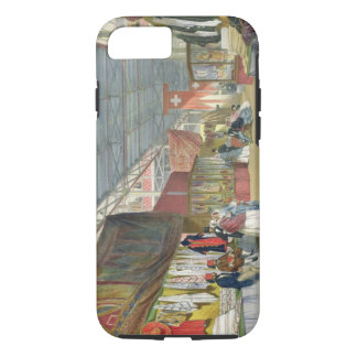 View of the Tunisian stand, at the Great Exhibitio iPhone 8/7 Case