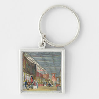 View of the Tunisian stand, at the Great Exhibitio Keychain
