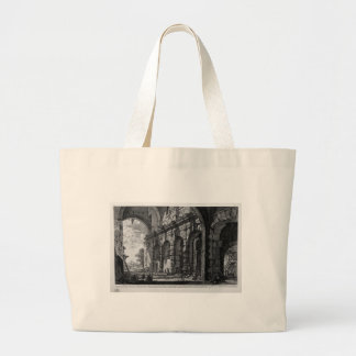 View of the upper floor of the menagerie large tote bag
