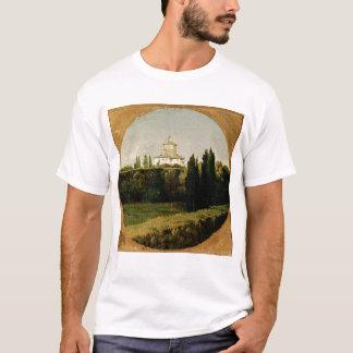 View of the Villa Medici, Rome T-Shirt