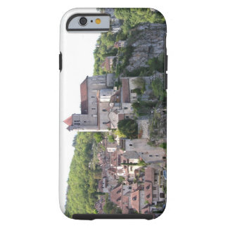 View of the village and the church (photo) 3 tough iPhone 6 case
