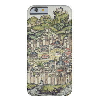 View of the walled city of Constantinople, from th Barely There iPhone 6 Case