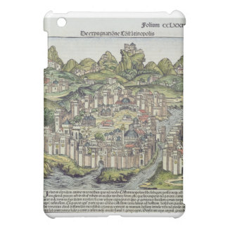 View of the walled city of Constantinople, from th Cover For The iPad Mini