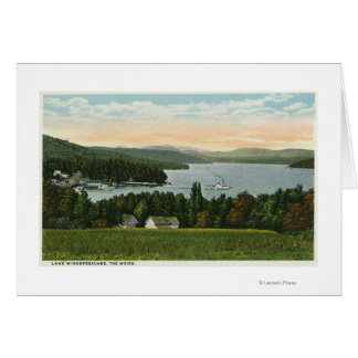 View of the Weirs Greeting Card