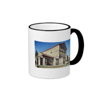 View of the West apse and the apsidiole Coffee Mug