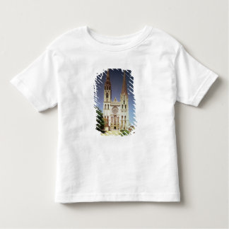 View of the west facade 2 toddler t-shirt