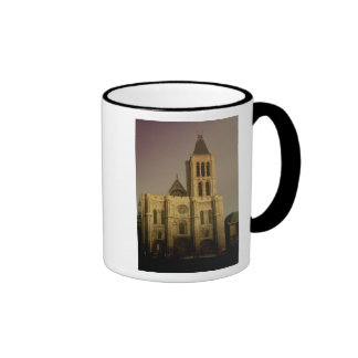 View of the West Facade, begun c.1135 Coffee Mugs