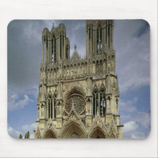 View of the west facade mouse pad