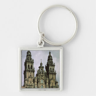View of the West Front  1738-50 Keychain