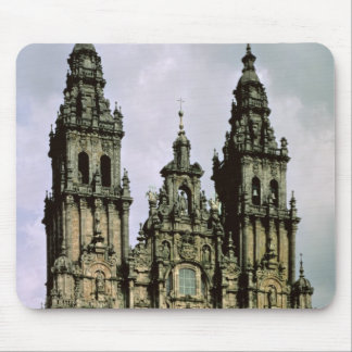 View of the West Front  1738-50 Mouse Pad