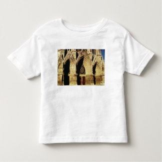 View of the West Front portals Toddler T-shirt