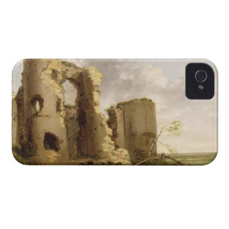 View of the West Gate of Pevensey Castle, Sussex, iPhone 4 Cover