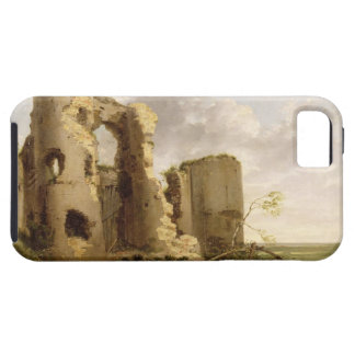 View of the West Gate of Pevensey Castle, Sussex, iPhone SE/5/5s Case