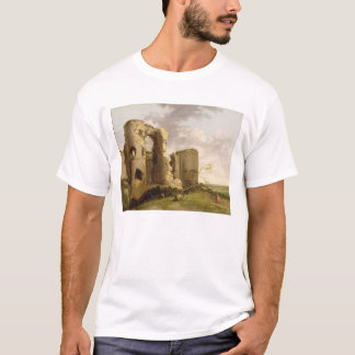 View of the West Gate of Pevensey Castle, Sussex, T-Shirt