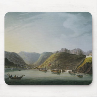 View of the West Side of Porto Ferraio Bay, Mouse Pad