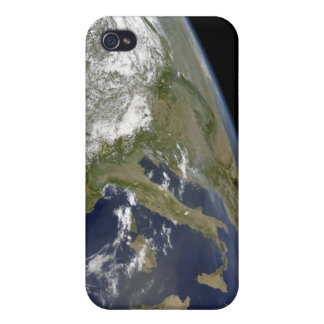 View of the western Mediterranean iPhone 4/4S Cover