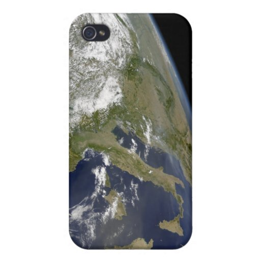 View of the western Mediterranean iPhone 4/4S Covers