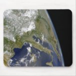 View of the western Mediterranean Mouse Pad