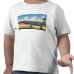 View of the Wigwam and Western Summit Tee Shirt