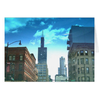 View of the Willis Tower Card