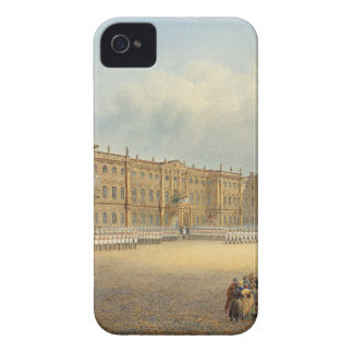 View of the Winter Palace from the Admiralty by Va Case-Mate iPhone 4 Case