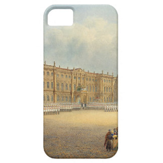 View of the Winter Palace from the Admiralty by Va iPhone SE/5/5s Case