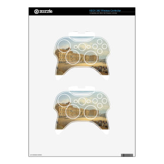 View of the Winter Palace from the Admiralty by Va Xbox 360 Controller Decal