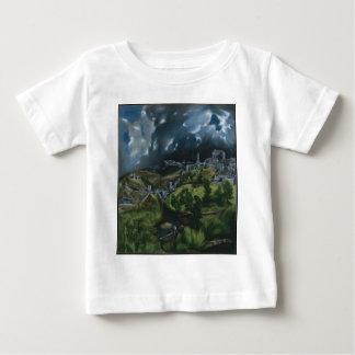 View of Toledo Baby T-Shirt