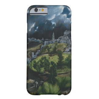 View of Toledo by El Greco Barely There iPhone 6 Case