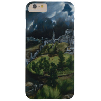 View of Toledo by El Greco Barely There iPhone 6 Plus Case
