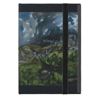 View of Toledo by El Greco Case For iPad Mini