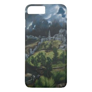 View of Toledo by El Greco iPhone 7 Plus Case