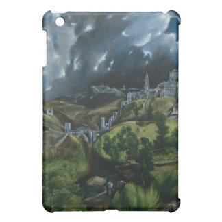 View of Toledo, El Greco iPad Mini Case
