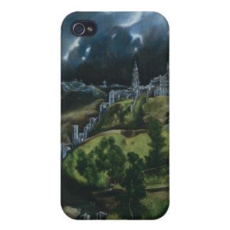 View of Toledo, El Greco iPhone 4/4S Cases