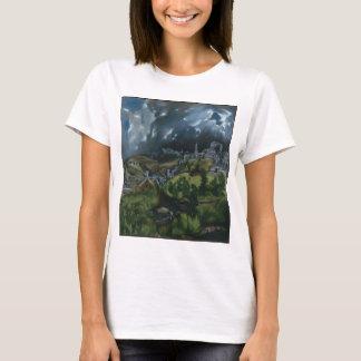 View of Toledo T-Shirt