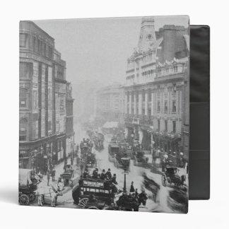 View of Tottenham Court Road, c.1885 Binder