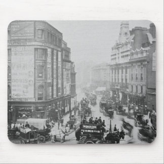 View of Tottenham Court Road, c.1885 Mouse Pad