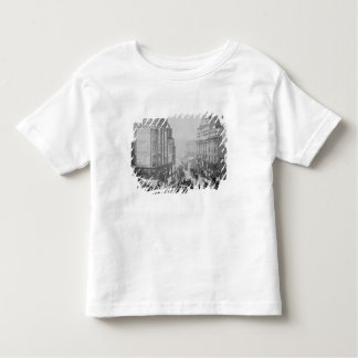 View of Tottenham Court Road, c.1885 Toddler T-shirt
